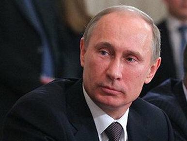Nagranie wczorajszego spotkania Putina fałszywką?