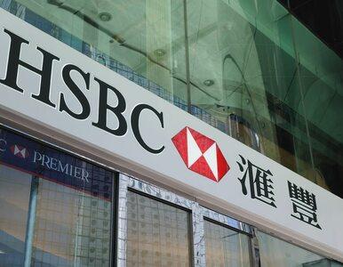 W HSBC lecą głowy po aferze z brudnymi pieniędzmi