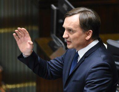 Prokuratorzy oskarżają Ziobrę o przestępstwo na 2 mln zł. Zawiadomili...