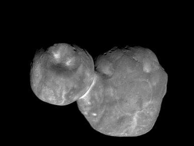 NASA pokazała najnowsze zdjęcie planetoidy Ultima Thule