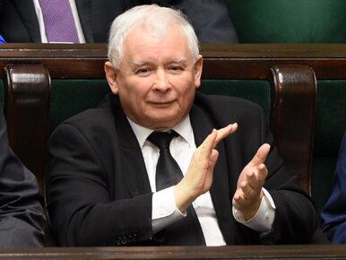 Komisja etyki nie rozpatrzyła wniosku o ukaranie Kaczyńskiego