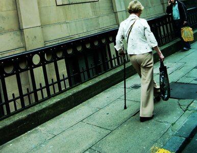 Okradli 80-latkę. Staruszka ruszyła w pościg