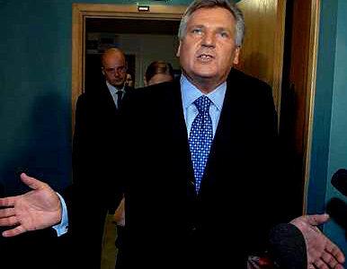 Kwaśniewski: O torturach dowiedziałem się z przecieków prasowych