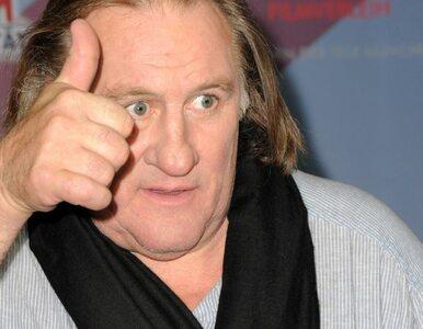 Depardieu zamieszka obok Moskwy. Buduje dom