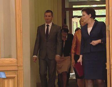 W poniedziałek zaprzysiężenie rządu Ewy Kopacz