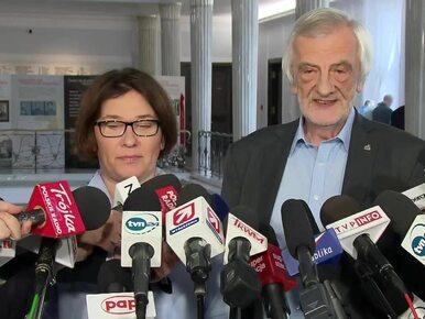 Terlecki o wniosku PO: Od tego jest opozycja, żeby rządowi kłaść kłody...