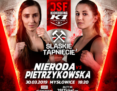 DSF Kickboxing Challenge 21: Nieroda vs Pietrzykowska