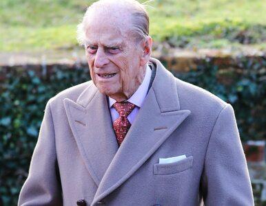 Książę Filip odradzał Harry'emu ślub z Meghan? Tak twierdzi brytyjski...