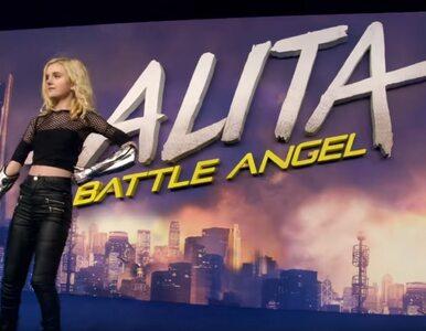 """Reżyser podarował 13-latce niesamowite protezy rąk. """"Alita: Battle..."""