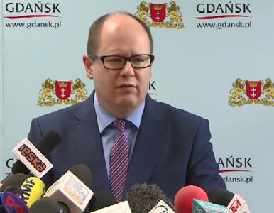 Prezydent Gdańska usłyszał zarzuty. PiS chce jego odwołania