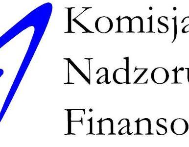 Kogo nie kontroluje KNF?