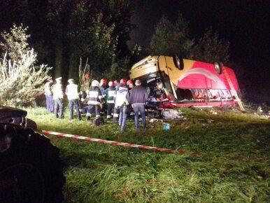 Tragedia na Podkarpaciu. Kierowca ukraińskiego autobusu usłyszy dziś zarzut