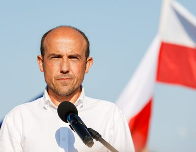 Delegacja parlamentarzystów KO na zaprzysiężeniu Andrzeja Dudy....