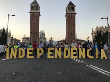 Relacja Polki mieszkającej w Katalonii na dzień przed referendum:...