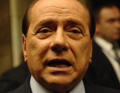 Kłótnia we włoskiej koalicji. Rząd Berlusconiego zagrożony?