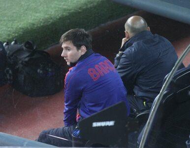 Messi dał awans, ale odnowił kontuzję?