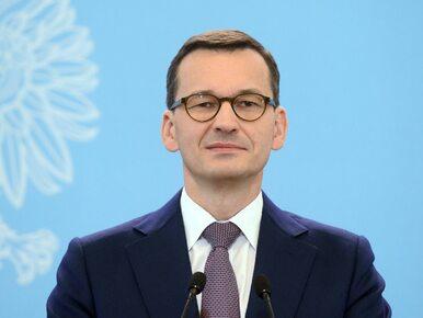 Premier Morawiecki: PiS jest najlepszym gospodarzem dla Polski