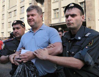 """Nie lubisz Putina? Płać! Udział w antyprezydenckiej demonstracji """"wart""""..."""