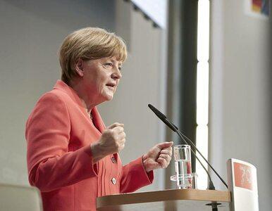 """Protesty w Berlinie. """"Merkel musi odejść!"""", """"Narodem jesteśmy my!"""""""