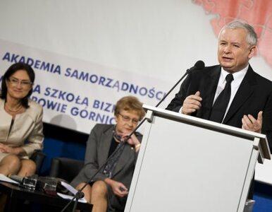 Kaczyński: Polska może być inna niż pod rządami Tuska