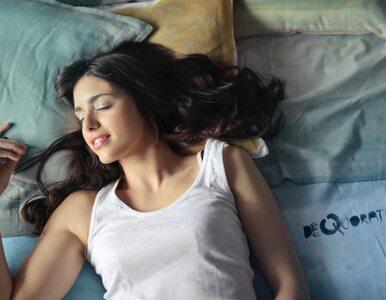 Jak szybko zasnąć? Prosta i bardzo przyjemna metoda