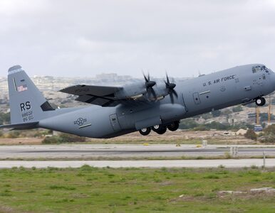 Onet: MON chce kupić od USA samoloty transportowe Hercules