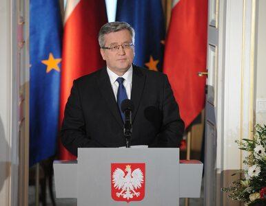 Komorowski chce rządzić Polską przez kolejne 5 lat