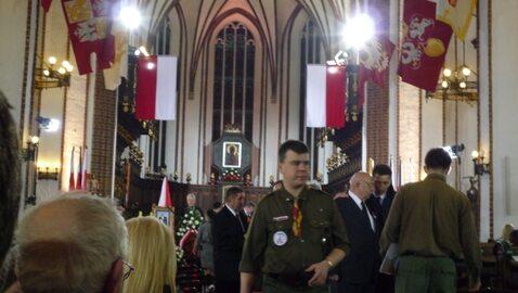 Pogrzeb prezydenta Kaczorowskiego