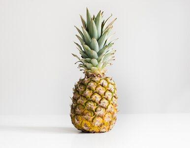Ile kalorii ma ananas? Różnica między świeżym a z puszki jest ogromna