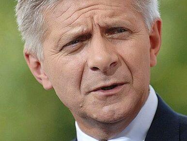 """""""Belka nie przekroczył granic zadań szefa NBP"""""""