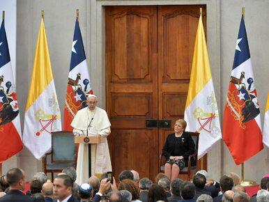 Pielgrzymka do Chile w cieniu seksskandalu. Papież prosi o wybaczenie