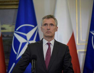 Szef NATO potwierdza zamiar wysłania czterech batalionów na wschodnią...