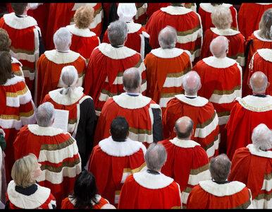 Nestor brytyjskiego parlamentu, który niechlubnie zapisał się w...