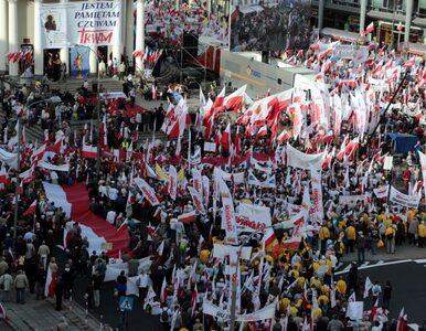 """""""Marsz to demonstracja siły i słabości"""""""