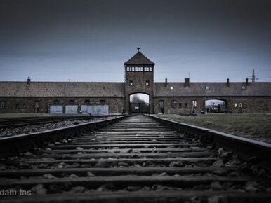 PAP: Skandal na terenie Auschwitz. Obywatel Izraela miał oddać mocz na...