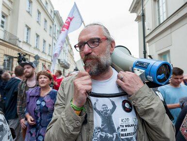 Mateusz Kijowski odchodzi z Komitetu Obrony Demokracji