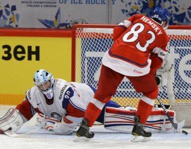 MŚ w hokeju: mecz Czechy-Norwegia rozstrzygnęły karne