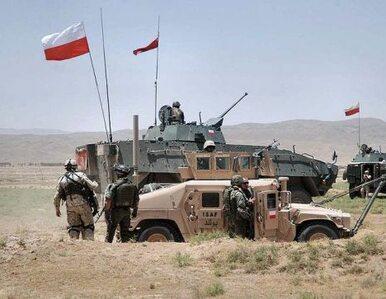 Polacy zlikwidowali duży skład amunicji w Afganistanie
