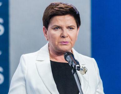 Beata Szydło zdeklasowała innych kandydatów. Uzyskała więcej głosów...