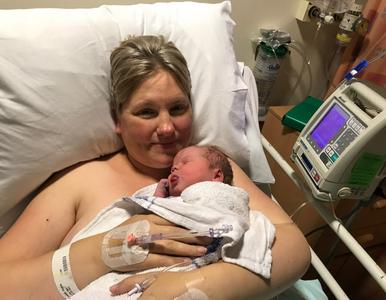 Zdjęcia matek po porodach publikowane po narodzinach dziecka księżnej Kate