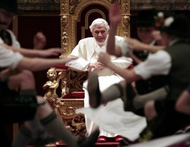 Benedykt XVI: módlcie się za mnie
