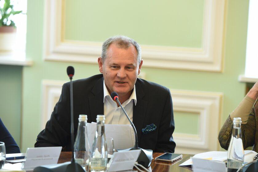 prof. Zbigniew Żuber, przewodniczący Rady Ekspertów ds. Chorób Rzadkich MRS.