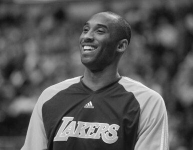 """Lawina kondolencji po śmierci Kobe'ego Bryanta. """"Nie ma słów, by wyrazić..."""